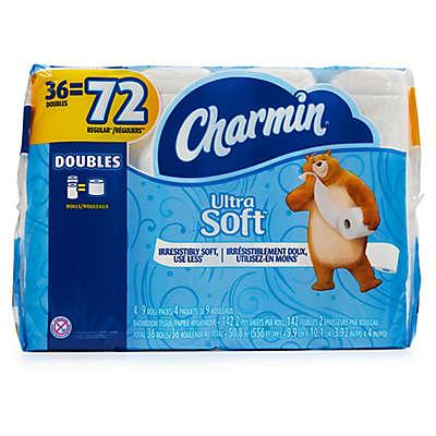 Charmin® Ultra Soft™ 36-Count 2-Ply Bath Tissue