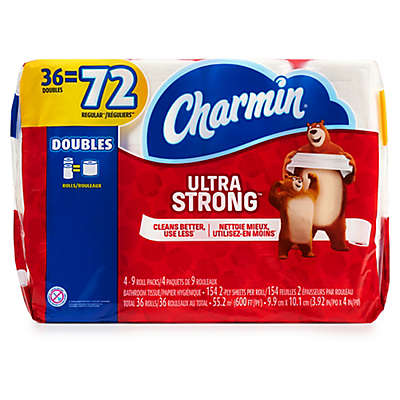 Charmin® Ultra Strong™ 36-Count 2-Ply Bath Tissue