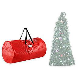Elf Stor 9' Christmas Tree Storage Bag in Red