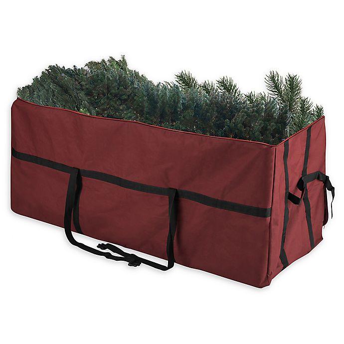 Alternate image 1 for Elf Stor Deluxe Heavy Duty Christmas Tree Bag