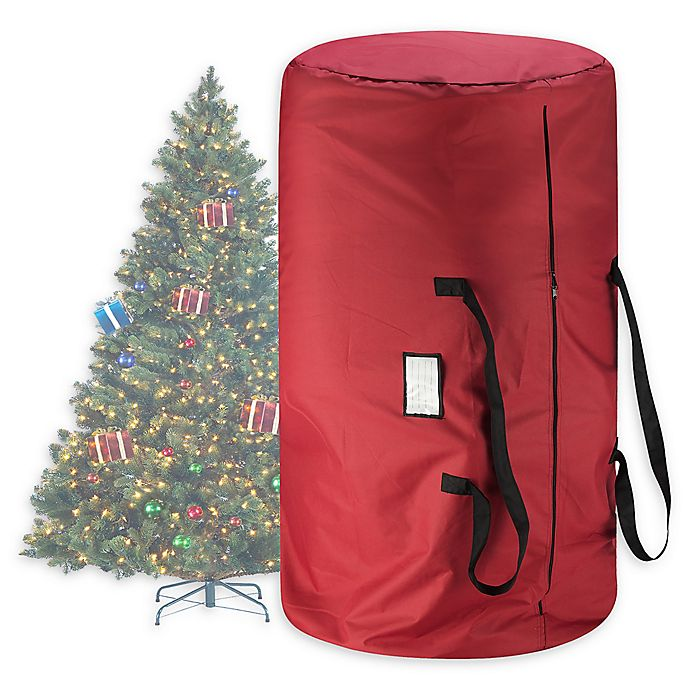 9 Foot Artificial Christmas Tree Storage Tote Bed Bath Beyond