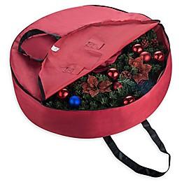 36-Inch Artificial Christmas Wreath Storage Bag
