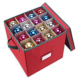Elf Stor Holiday 64-Count Ornament Chest