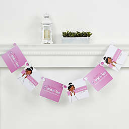 I'm the Communion Girl Personalized Paper Banner