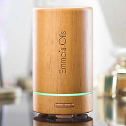 Personalized NatureMist Bamboo Essential Oil Diffuser