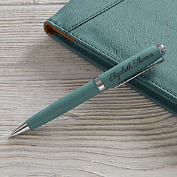 Signature Series Personalized Leatherette Pen