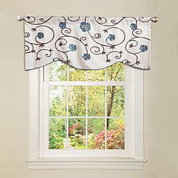 Royal Garden Window Valance