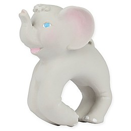 Nelly the Elephant Teether in Grey