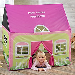 My Lil' Cottage Personalized Kids Play Tent
