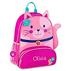 Stephen Joseph® Cat Name Sidekick Backpack in Pink