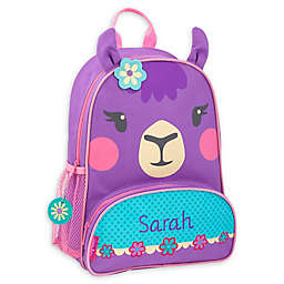 Stephen Joseph® Llama Name Sidekick Backpack in Purple
