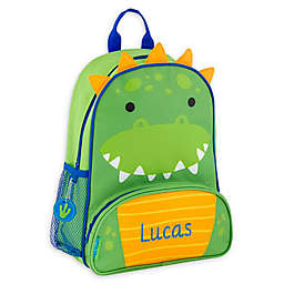 Stephen Joseph® Dino Name Sidekick Backpack in Green
