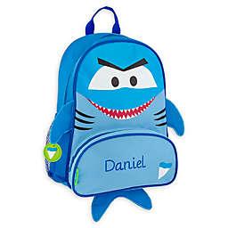 Stephen Joseph® Shark Name Sidekick Backpack in Blue