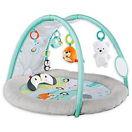Bright Starts™ Arctic Glow™ Light Show Playmat