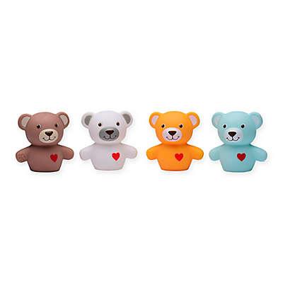 Build-A-Bear 4-Piece Finger Puppet Set