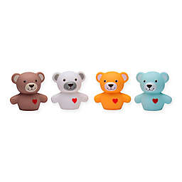 Build-A-Bear 4-Piece Finger Puppet Set