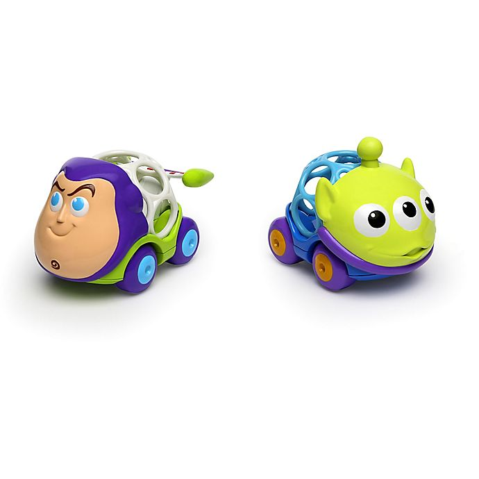 Alternate image 1 for Disney® Baby 2-Pack Toy Story Go Grippers™