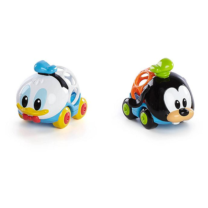 Alternate image 1 for Disney® Baby 2-Pack Donald & Goofy Go Grippers™
