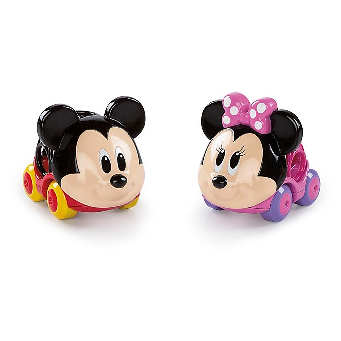 Alternate image 1 for Disney® Baby 2-Pack Mickey Mouse & Friends Go Grippers™