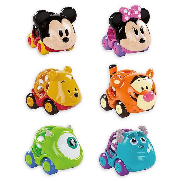 Alternate image 1 for Disney® Baby Go Grippers™ 6-Piece Car Set