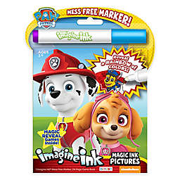 Nickelodeon™ PAW Patrol™ Imagine Ink Magic Marker and Activity Book