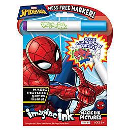 Nickelodeon™ Spiderman Imagine Ink Magic Marker and Activity Book