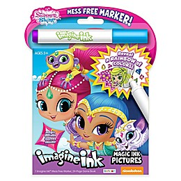 Nickelodeon™ Shimmer & Shine Imagine Ink Magic Marker and Activity Book