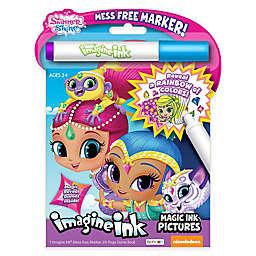 Nickelodeon™ Shimmer & Shine Imagine Ink Magic Marker and Activity Book