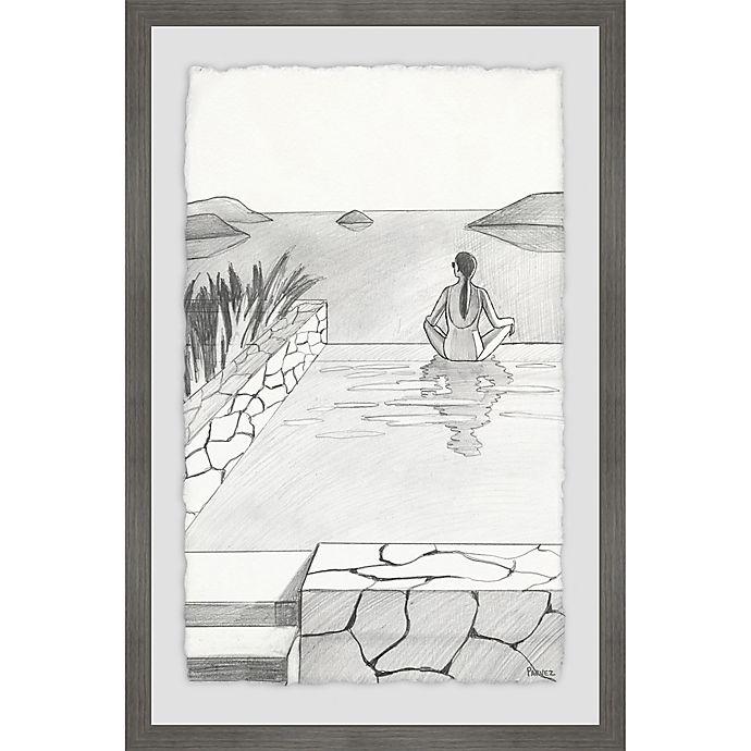 Alternate image 1 for Parvez Taj Infinity View 20-Inch x 30-Inch Framed Wall Art