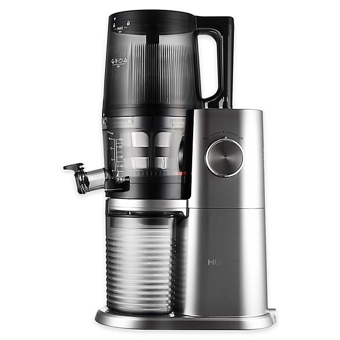 Alternate image 1 for Hurom H-AI Slow Juicer