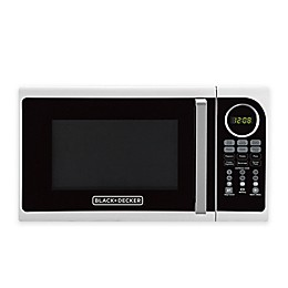 Black & Decker 0.9 cu. ft. Microwave Oven