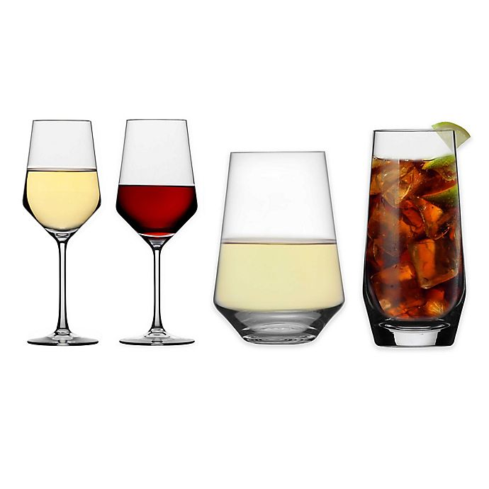 Alternate image 1 for Schott Zwiesel Tritan Pure Wine & Bar Collection