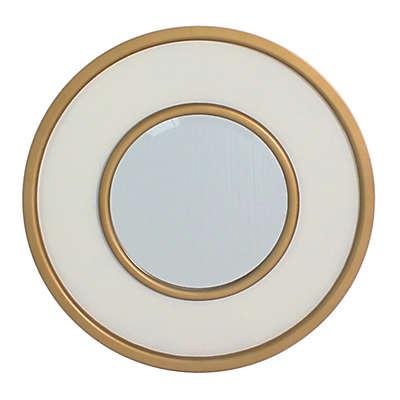 Carolina Living York 30-Inch Round Mirror