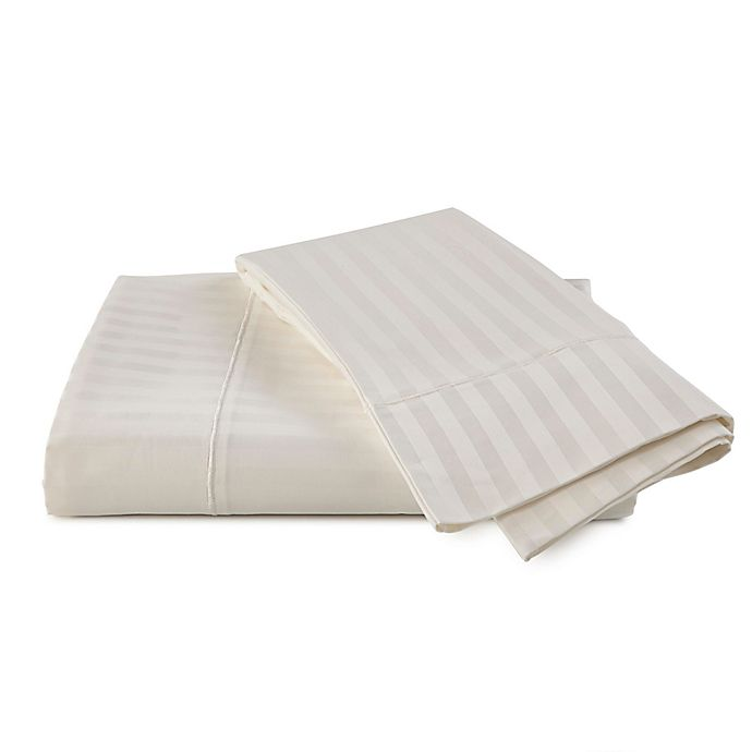 Martex 600 Thread Count Supima Stripe Sheet Collection