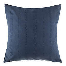 Kenneth Cole Thompson European Pillow Sham in Navy