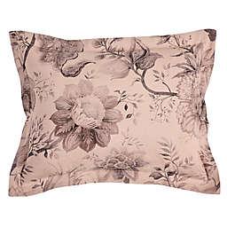Christy Regency Oblong Throw Pillow in Blush