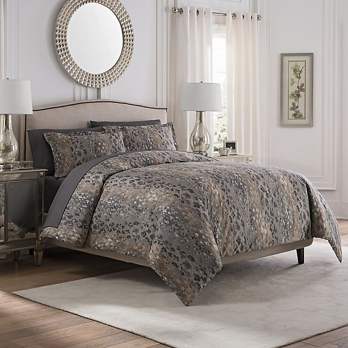 Alternate image 1 for Valeron Leona Full/Queen Duvet Cover Set