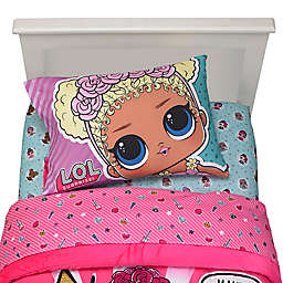 L.O.L. Surprise Royal Debut Sheet Set