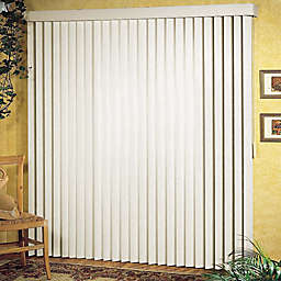 Patio 84-Inch Vertical Blinds in Alabaster
