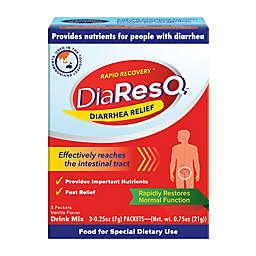 DiaResQ 3-Court Rapid Recovery Diarrhea Relief in Vanilla
