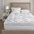 Wamsutta® Double Support Technology King Featherbed in White