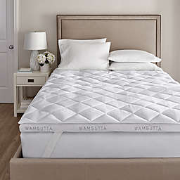 Wamsutta® Double Support Technology Twin Featherbed in White
