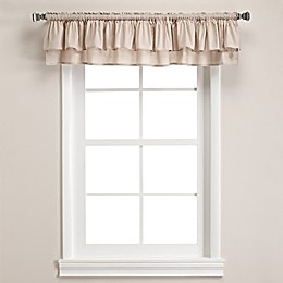 Wamsutta® Vintage Ruffle Tailored Window Valence
