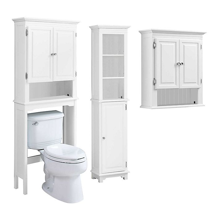 Alternate image 1 for Wakefield No Tools Bath Furniture