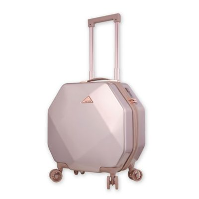 Kensie Gemstone 20 Inch Hardside Spinner Carry On Luggage by Bed Bath And Beyond