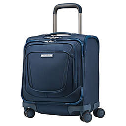 Samsonite® Silhouette 16 17-Inch Spinner Underseat Luggage in Teal