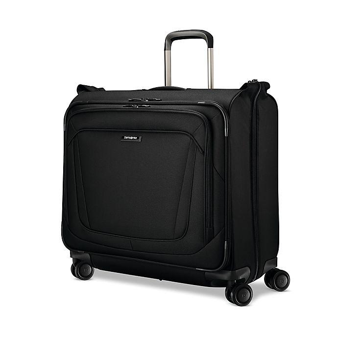 Alternate image 1 for Samsonite® Silhouette 16 Spinner Garment Bag in Black