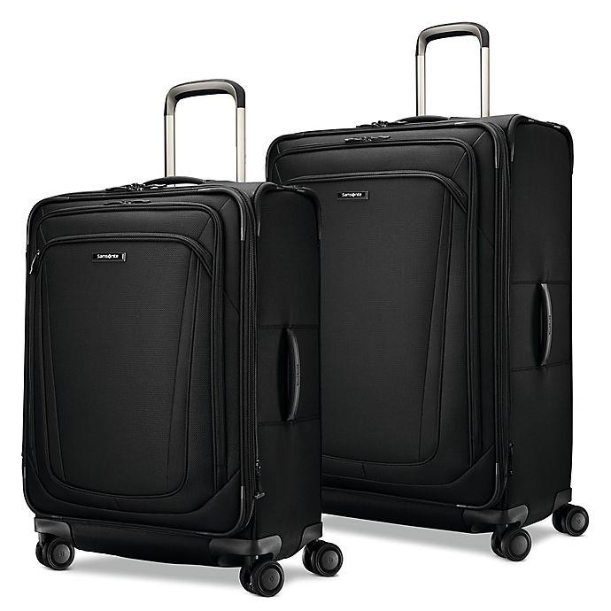 Alternate image 1 for Samsonite® Silhouette 16 Spinner Checked Luggage