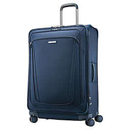 Samsonite® Silhouette 16 31-Inch Spinner Checked Luggage in Teal
