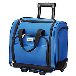 Geoffrey Beene Hempstead 16-Inch Rolling Underseat Luggage